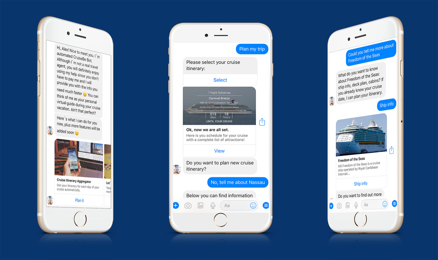 CruiseBe Introduced The First Cruise AI Chatbot