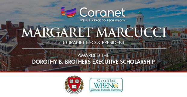 Coranet Corp's CEO Wins Scholarship for Harvard Business School Program