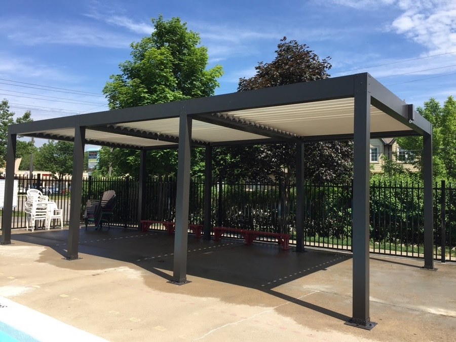 Aluminum Pergola – Newest Outdoor Trend