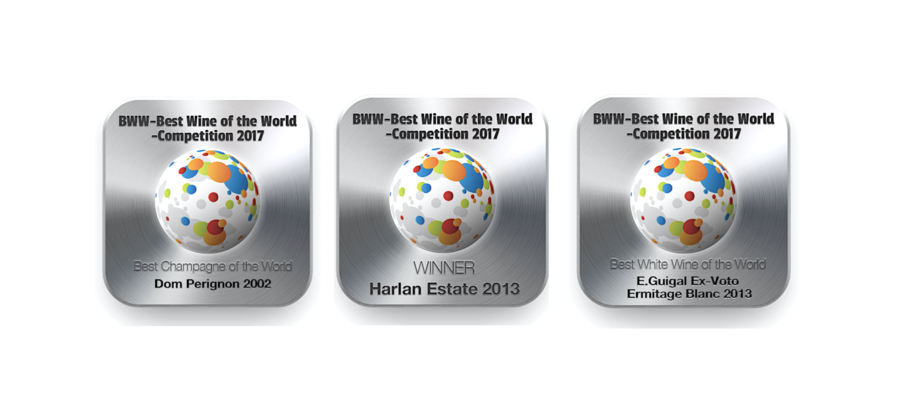 BWW- Best Wine of the World 2017 Competition Winners Have Been Selected – The Best Wine in the World is Harlan Estate 2013
