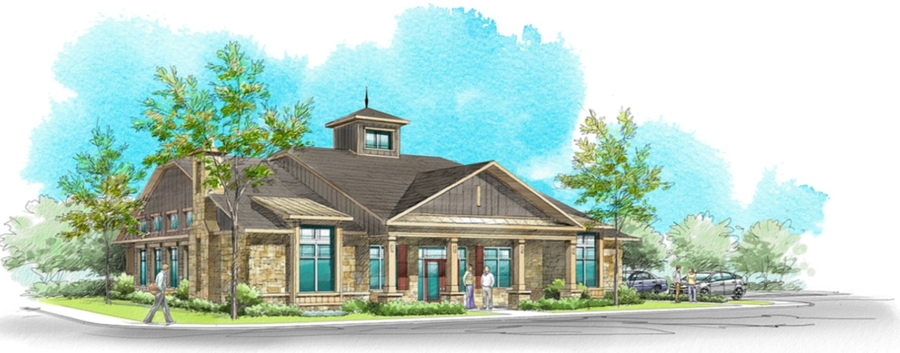 Fleming Homes is Pleased to Announce The Lodge at The Tapestry has Officially Begun Construction