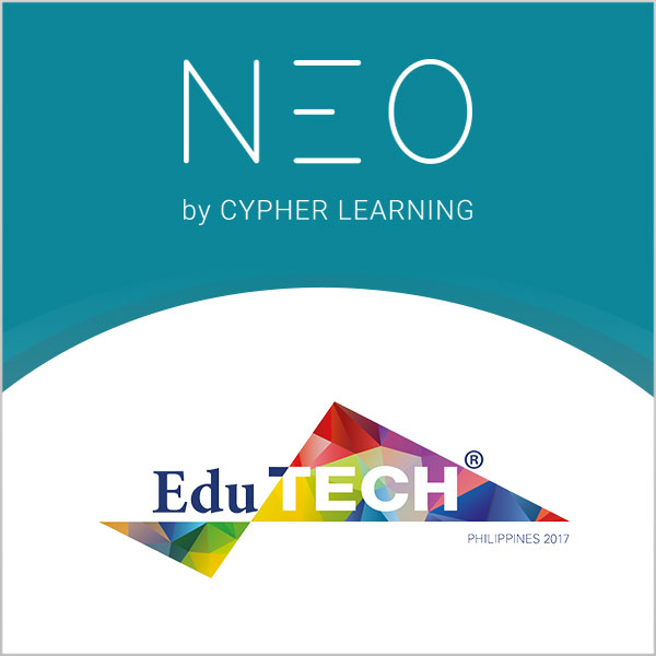 CYPHER LEARNING Showcases Education Innovation with NEO LMS at EduTECH Philippines