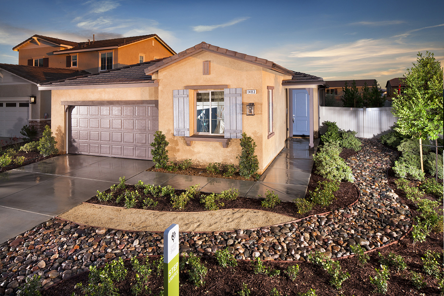 New Phase of Homes Released for Sale at Pardee's Cascade in Beaumont; Coveted Single-story Homes Now Selling from the Very Low $300,000s
