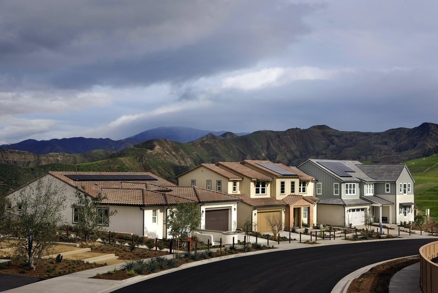 Pardee Homes LA Ventura Wins New Accolades For Arista At Aliento, With Honors Celebrated At The International Builders Show