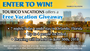 Tourico Vacations Offers a Free Vacation Giveaway