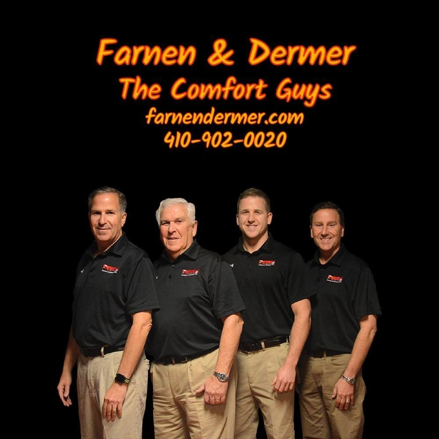 Baltimore HVAC Company Farnen & Dermer Brings Heat to Reisterstown, Maryland Family