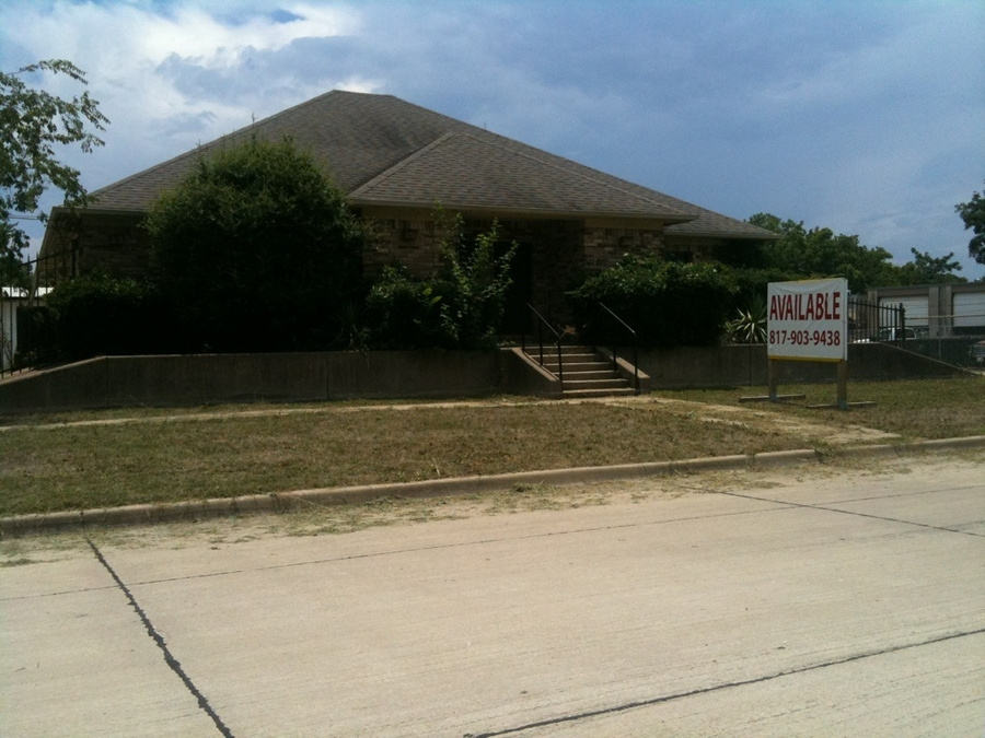 Your New Business Home is Located at this Must See Stand-Alone Business Office Space for Lease in Fort Worth with One Acre of Outside Storage