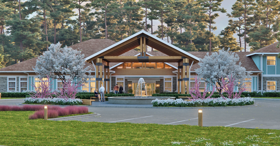 Top Ranked Oaks Senior Living, LLC Announces Development of Assisted Living & Memory Care Community in Columbus, Georgia