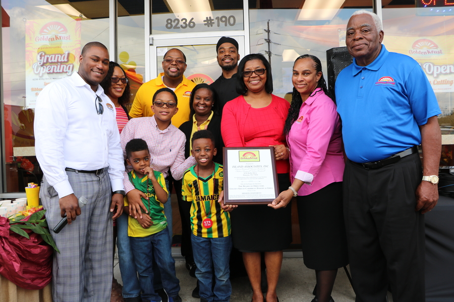 Golden Krust Opens Two News Stores in Houston, TX