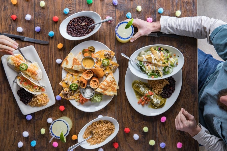 More than 150 Ways to Enjoy Authentic Mexican Food Favorites for Just $5 – Now Through April 8th!