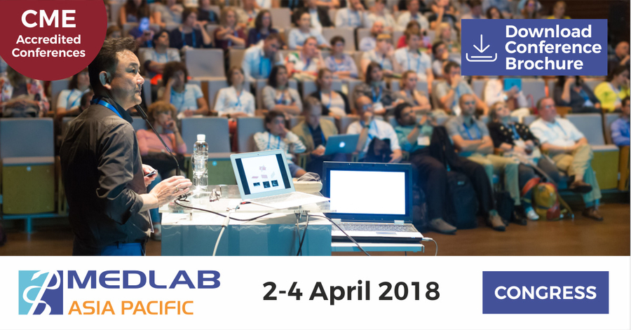 MEDLAB Asia Pacific Returns to Singapore for its 5th Edition
