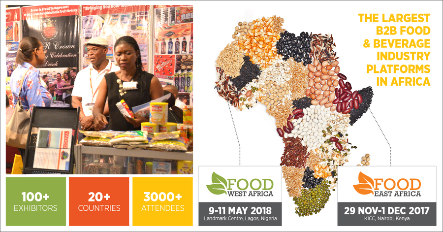 Thriving Business Environment Great Backdrop for 3rd Food West Africa Event