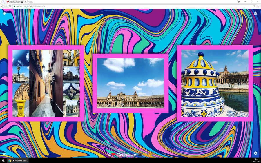Slibstream Launches 66 Free Instagram Photo Frames Which Can Be Played in Web Browsers