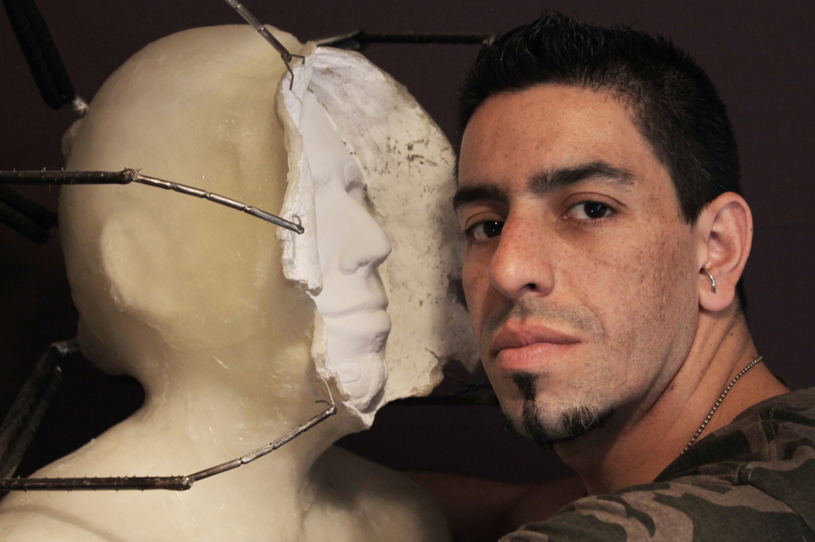 Local Mix Media Sculptor and Installation Artist Bernardo Vallarino Has Been Selected as Judge for the Graffiti and Street Art Festival in Fort Worth