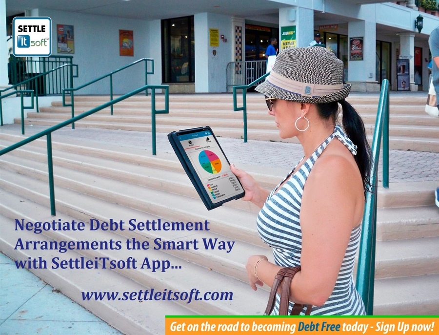 Free Debt Settlement App To Help Consumers In Financial Distress