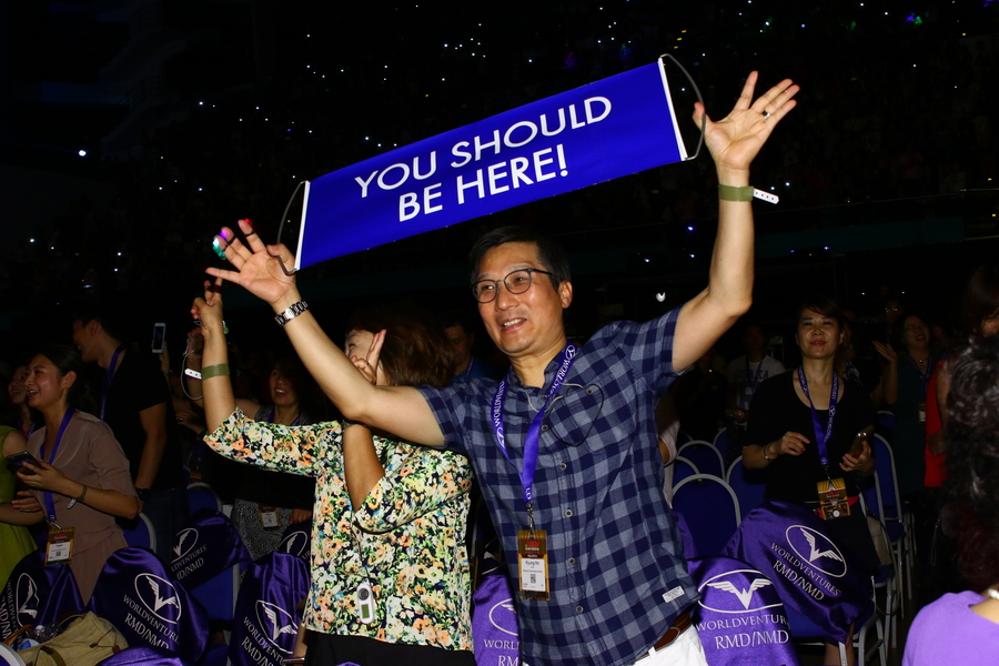 WorldVentures Brings Training Event to Penang