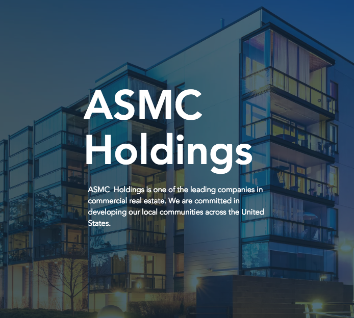ASMC Holdings Launches $4 Million Real Estate Fund