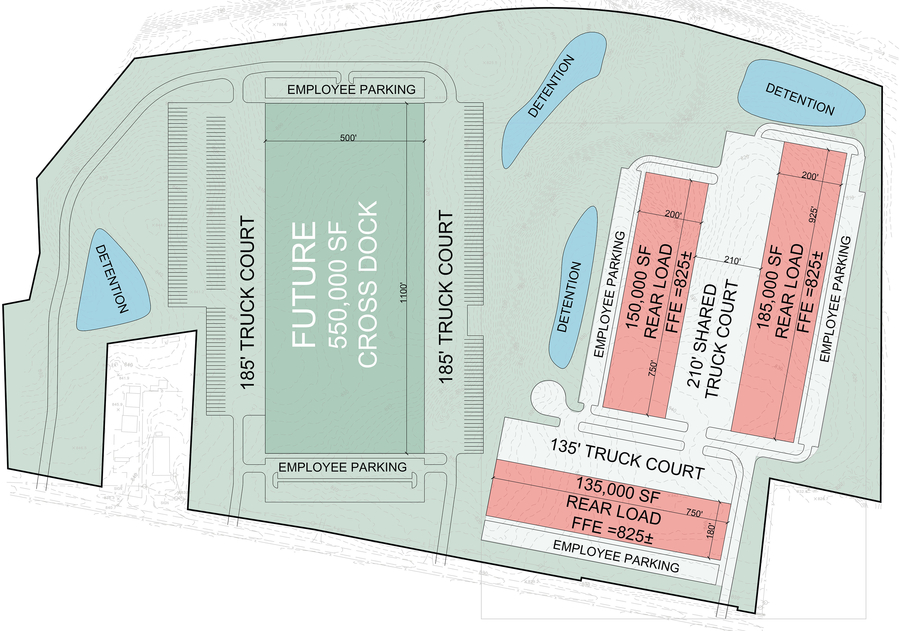 Ackerman & Co. to Develop 1 MSF Rockdale Technology Center in Metro Atlanta