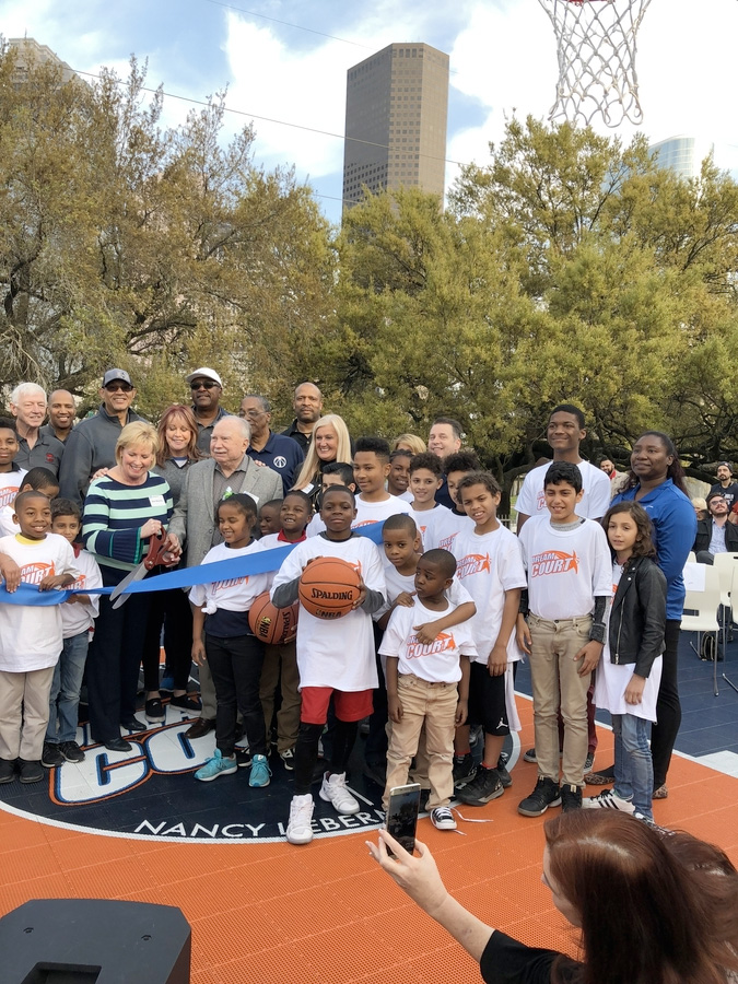 Dream Courts Come to Houston, Texas