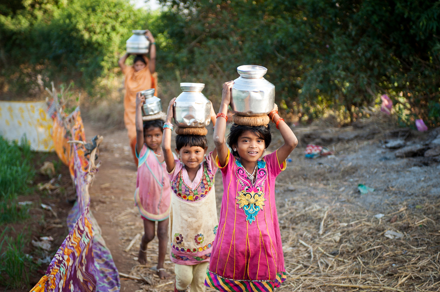 Growing Global Water Crisis Demands 'Christ-Like Response,' Says Major Special Report