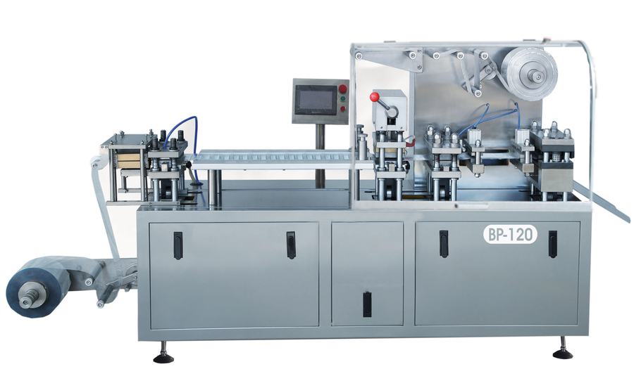 SaintyCo Upgraded its Blister Packing Machine Series in 2018