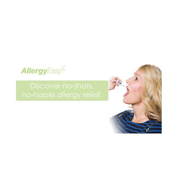Doctors Prescribe AllergyEasy Oral Drops to Treat Kids' Food Allergies