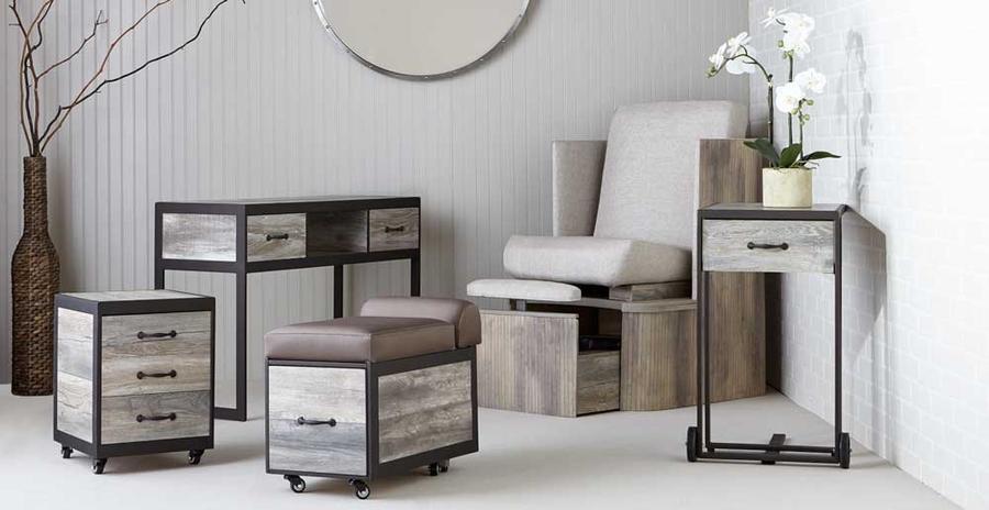 New Line of Versatile Salon Stuff Designed by Belava in the USA
