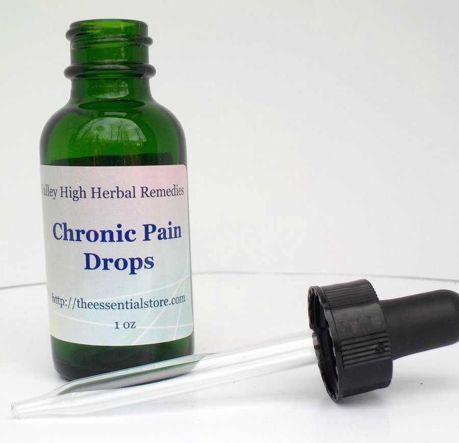 Chronic Pain Drops Bring Relief – You Do Not Need To Suffer