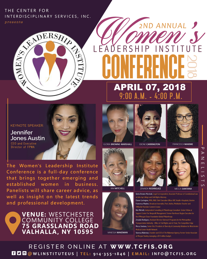 Jennifer Jones Austin, CEO/Executive Director, FPWA to Keynote Women's Leadership Institute Conference, Saturday, April 7