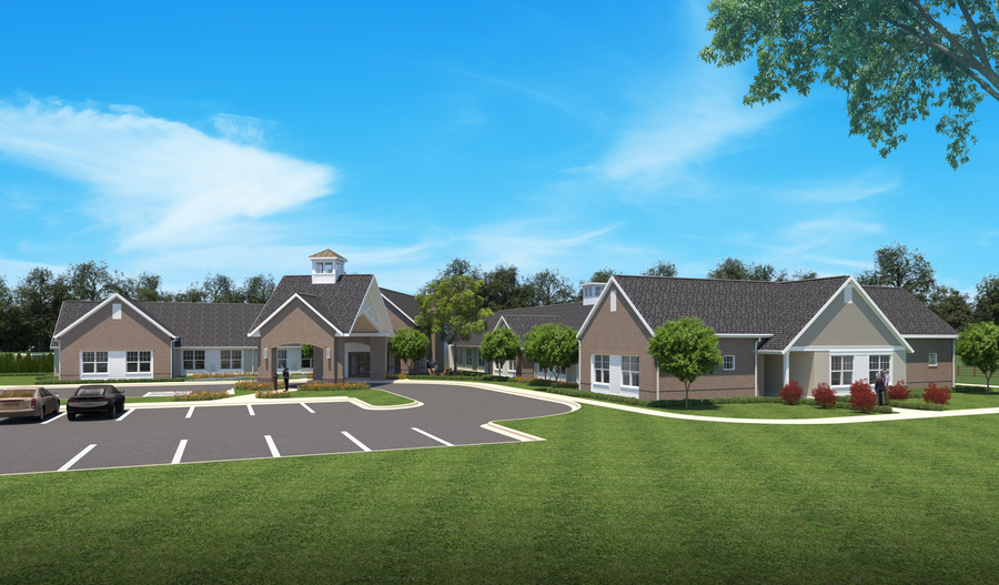 The Douglas Company Begins Construction on Charter Senior Living at Oak Openings