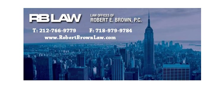 Attorney Robert E. Brown Named To Million Dollar Advocates Forum