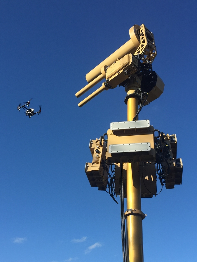 Colorado Company Liteye Systems Announced as Finalist for AUVSI XCELLENCE Awards