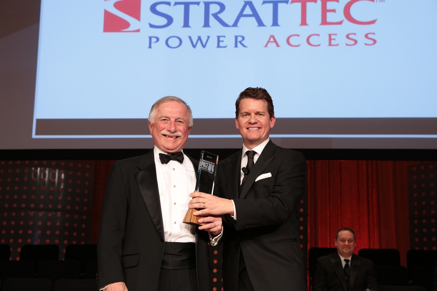 STRATTEC SECURITY CORPORATION Wins Automotive News Pace Award