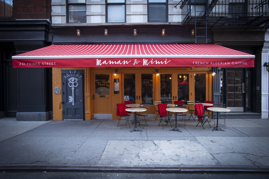 New Restaurant and Bar Maman & Mimi Now Open for Business in the Heart of Nolita