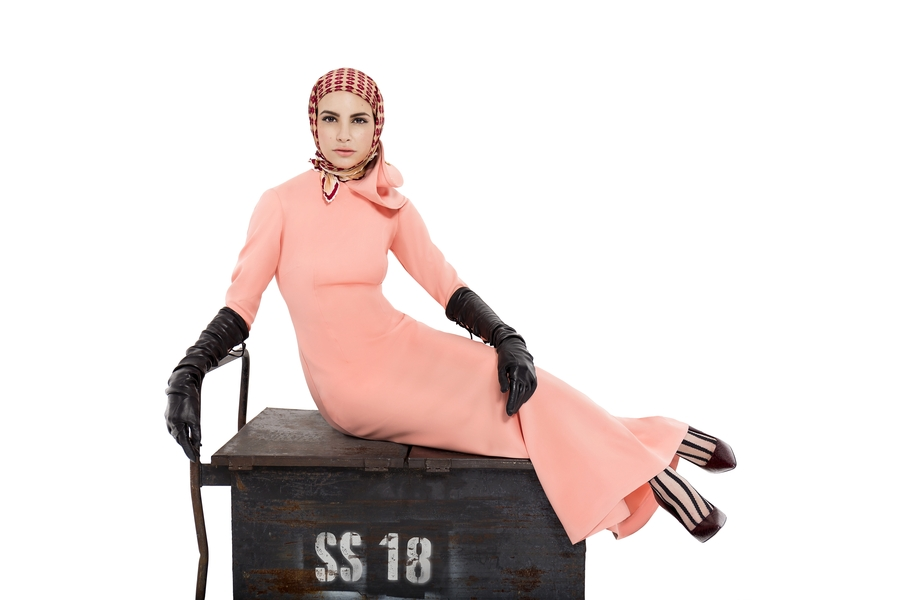 Cover Yourself in Beauty! Muna Khalif Ushers in a New Era of Women's Fashion with the Launch of her Eponymous SS18 Collection