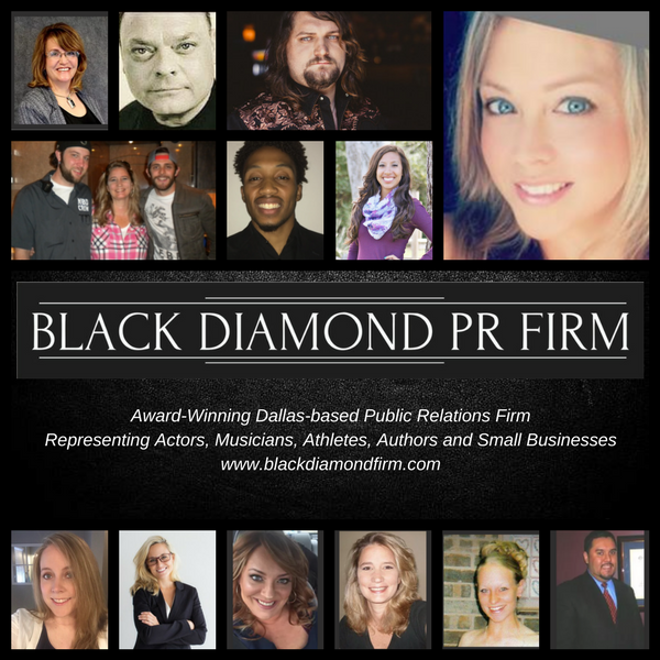 Black Diamond PR Firm Announces Launch of Texas Radio Promotion and Music Production Services