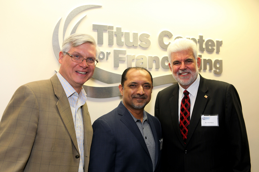 Titus Center for Franchising Appoints Industry Experts to its Advisory Board