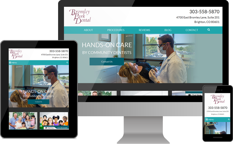 Bromley Park Dental Debuts New Website Showcasing Family-Friendly Office