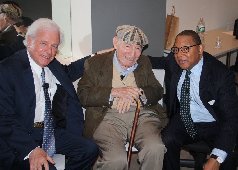 Jazz Impresario George Wein Donates The Jazz and Blues ArtBox to the Schomburg Center for Research in Black Culture