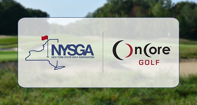OnCore Golf Technology Partners with The New York State Golf Association to Sponsor 2018's Amateur Series