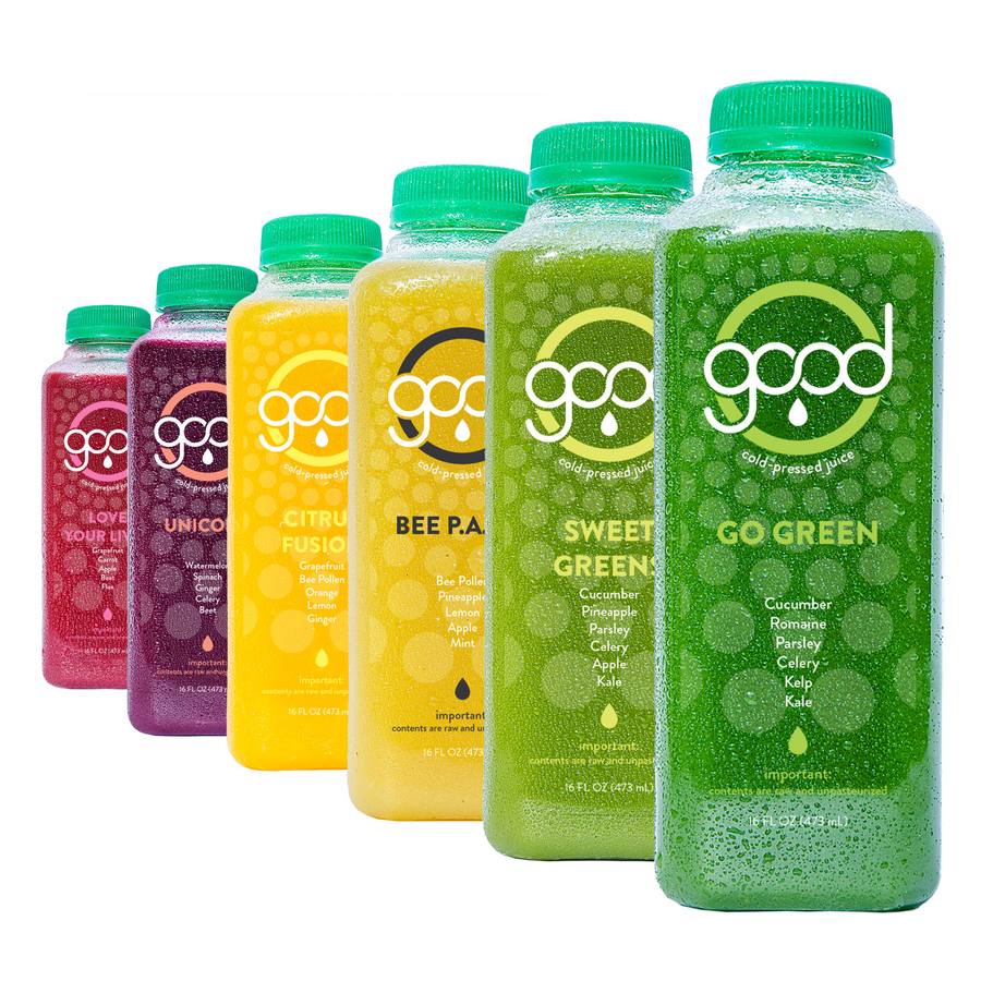 Good Cleansing Releases Video On Why You Should Juice Cleanse