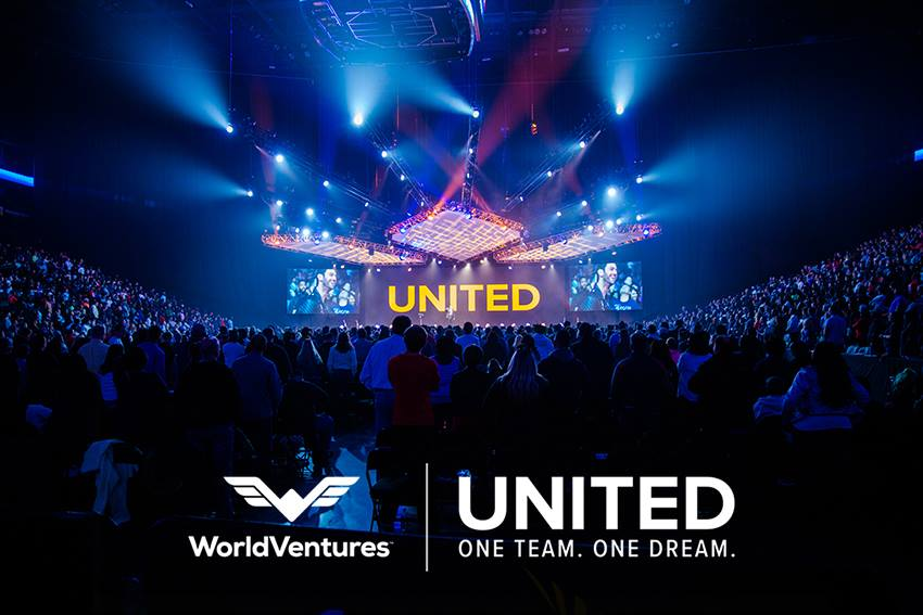 WorldVentures Holds International Training Event