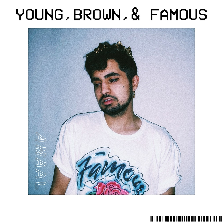 "AMAAL Releases New Single ""Young, Brown, and Famous"""