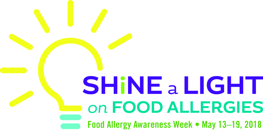 Food Allergy Research & Education's Annual Awareness Campaign Encourages Shining a Light on Food Allergy, a Serious Public Health Issue