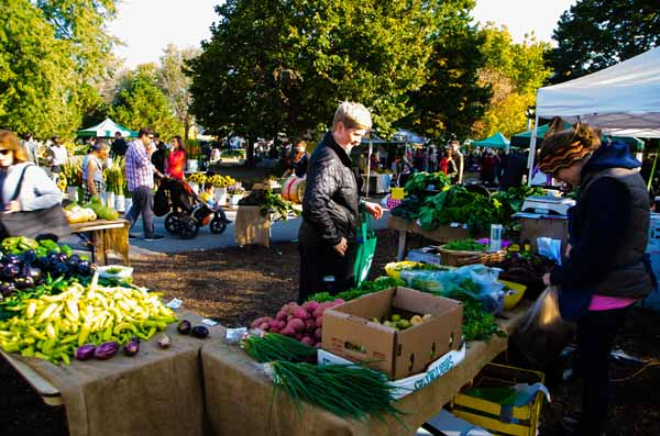 Food Safety Tips for Shopping at Your Favorite Farmers Market