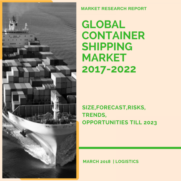 Global Container Shipping Market 2017-2022- Size, Forecast, Risks, Opportunities Till 2022