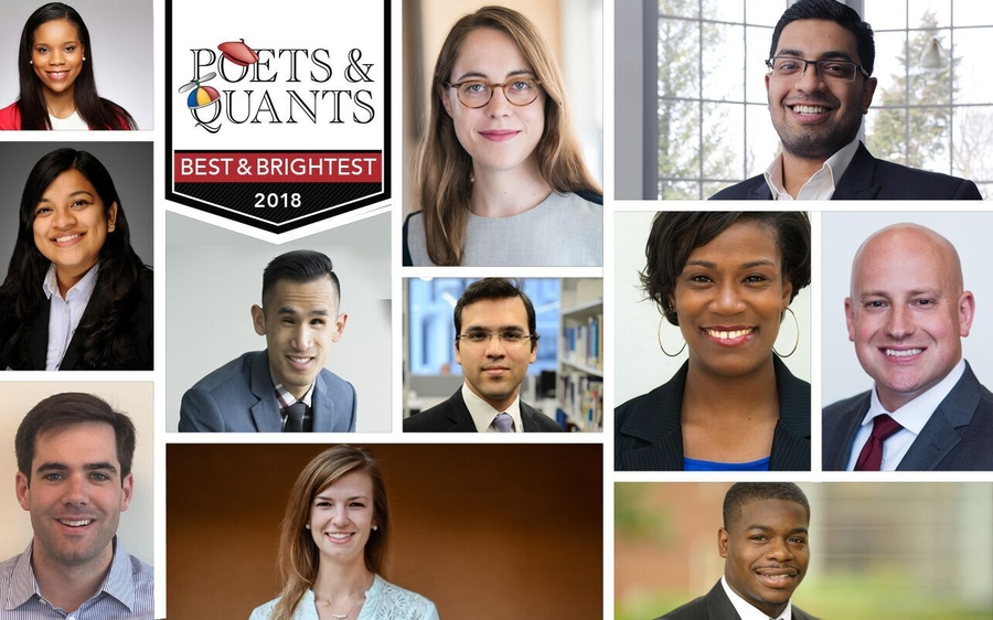 Poets&Quants (TM) Releases Best & Brightest MBAs: Class Of 2018