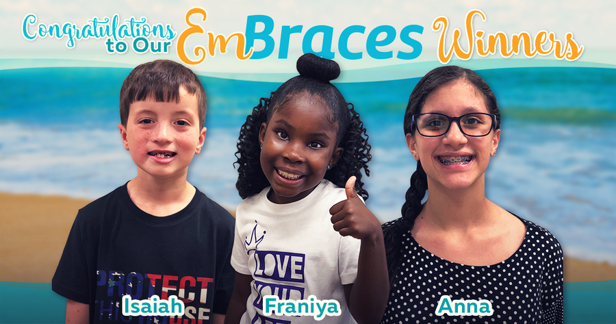 Fishbein Orthodontics Announces Second Round of Winners of EmBraces Anti-bullying Essay Contest