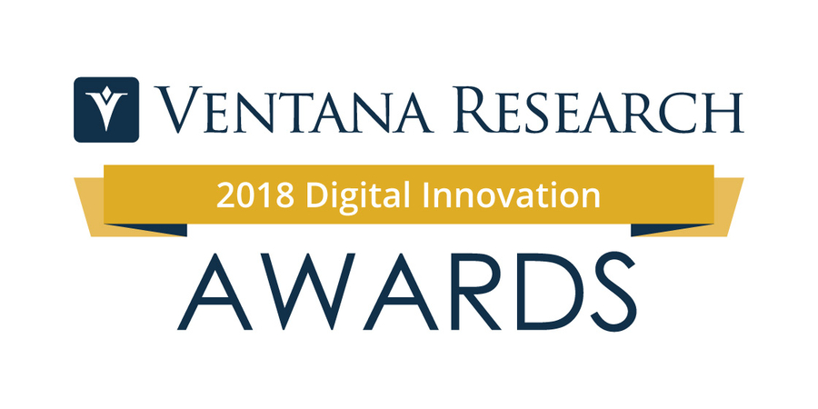 Ventana Research Opens the 2018 Digital Innovation Awards for Nominations