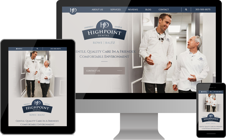 Highpoint Dental Care Launches New Website for Cosmetic and Family Dentistry Patients